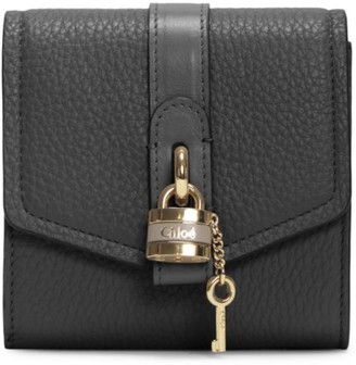 Chloé Aby Leather Wallet