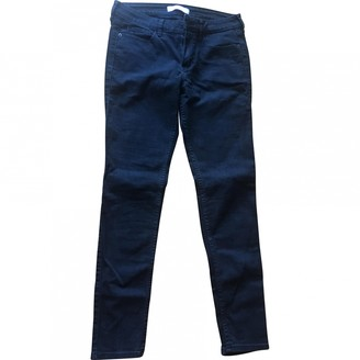 Abercrombie & Fitch Black Cotton Jeans for Women