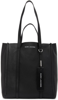 Marc Jacobs Black The Tag Tote