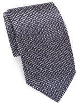 John Varvatos Patterned Italian Silk Tie