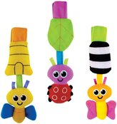 Sassy Go-Go Bugs - Set of 3