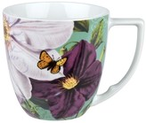 Waechtersbach Impressions Clematis in White Mug
