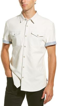 John Varvatos Western Woven Shirt