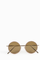 Acne Studios Scientist Round Mirror