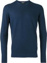 Loro Piana V neck sweatshirt - men - Cashmere - 48