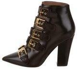 Laurence Dacade Buckle-Accented Ankle Boots