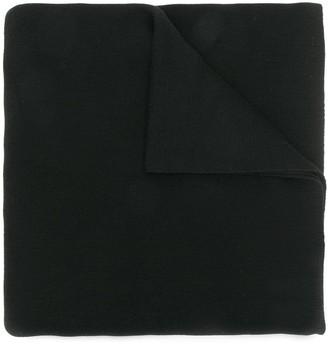 Givenchy Logo cashmere scarf