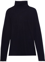 Chloé Cashmere Turtleneck Sweater - Navy