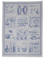 """Sur La Table Food Jacquard Kitchen Towel, 23"""" x 38"""""""