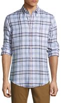 Brooks Brothers Checkered Regent Sportshirt