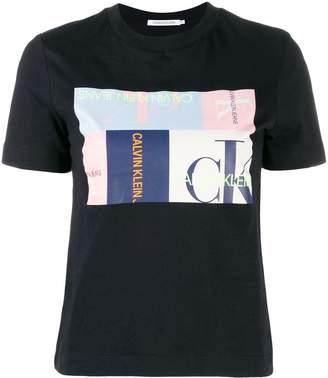 Calvin Klein Jeans graphic print T-shirt