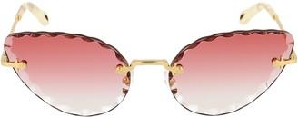 Chloé Eyewear Chloe Eyewear Cat Eye Sunglasses