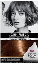 John Frieda Precision Foam Colour Light Golden Brown 6G