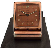 One Kings Lane Vintage 1940s Cartier Travel Alarm Clock