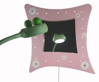 Niermann Standby 859 Play Mirror with LED Light Daisy