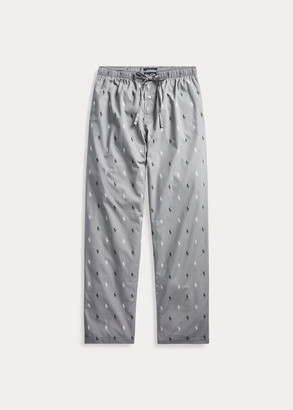Ralph Lauren Allover Pony Pajama Pant