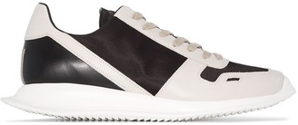 Rick Owens Maximal Megalace Runner Sneakers