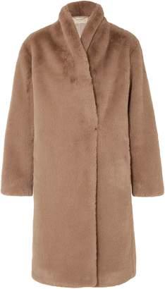 Vanessa Bruno Jerko Faux Fur Coat