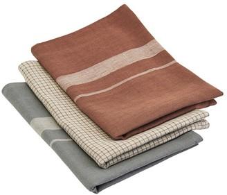 Nicolas Vahé Nicolas Vahe - Tea Towel linen / cotton set of 3