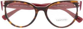 Cat Eye Cat-Eye Shaped Glasses