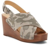 Lucky Brand Zelka Wedge Sandal