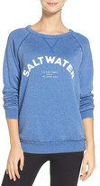 The Laundry Room Women's Saltwater Sweatshirt