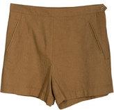 Slit Pocket Short