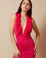 Agent Provocateur Bettina Cover Up Pink