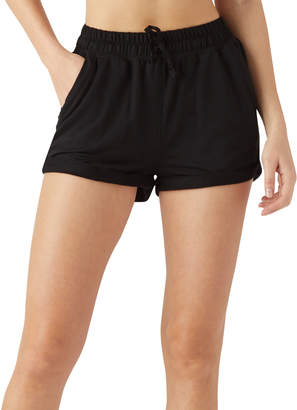 Glyder Women's Active Shorts BLACK - Black Pull-On Leisure Shorts - Women