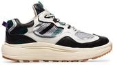 Eytys white leather Jet Turbo sneakers