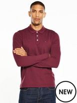 Tommy Hilfiger Tommy Regular Long Sleeved Polo