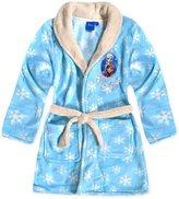 Disney Frozen Girls Fleece Dressing Gown
