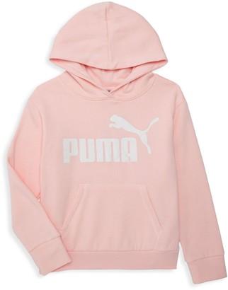 Puma Girl's Fleece Hoodie