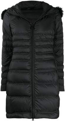 Peuterey quilted parka coat