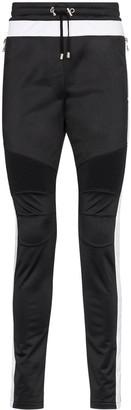 Balmain Side-Stripe Track Trousers