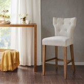 Madison Home USA Hayes Button Tufted Counter Stool