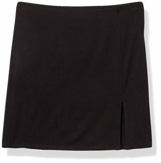 Forever 21 Women's Plus Size High-Rise Mini Skirt