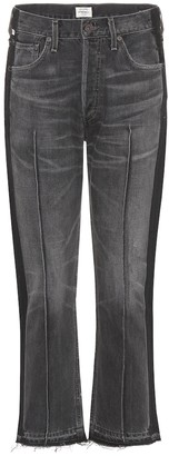 Citizens of Humanity Gia high-waisted ankle jeans