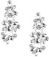 Cezanne Rhinestone Cluster Chandelier Earrings