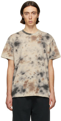Diesel Red Tag Beige A-Cold-Wall* Edition T-Stain T-Shirt