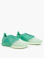 Nike Green Free Inneva Woven Ii SP Sneakers