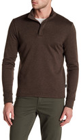 HUGO BOSS Sidney Quarter Zip Pullover