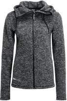 Roxy Fleece black heather