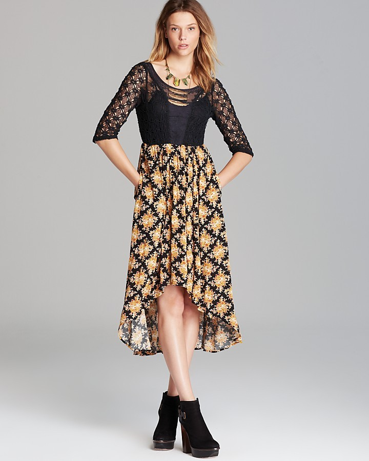 Free People Dress - Snap Out of It Lonesome Dove