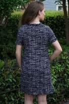 Jade Texture Weave Dress