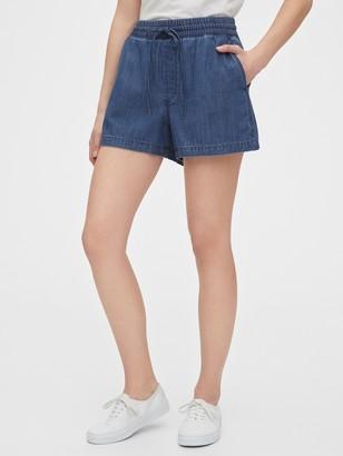 Gap Indigo Twill Shorts