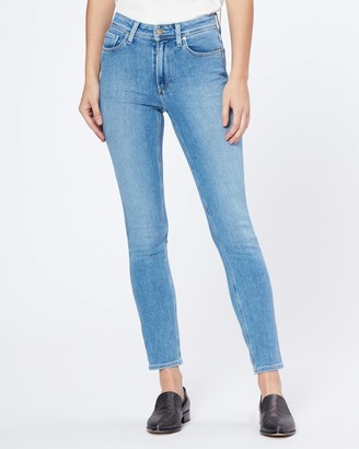 Paige HOXTON ANKLE SKINNY-HOT TODDY