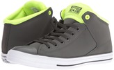 Converse Chuck Taylor All Star Leather Neoprene Street Hi Athletic Shoes