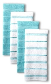 KitchenAid Albany Kitchen Towel Set, Set of 4