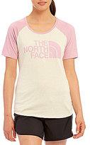 The North Face Short Sleeve Half Dome Baseball Tee
